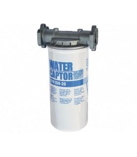 FILTRO SEPARADOR AGUA WATER CAPTOR 30 MICRAS 150 L/MIN