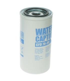 CARTUCHO FILTRO SEPARADOR AGUA WATER CAPTOR 30 MICRAS 70 L/MIN