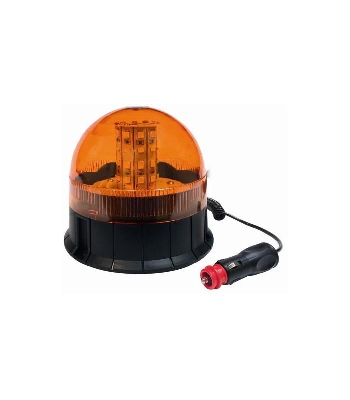 FARO ROTATIVO LED MAGNETICO 12/24V TECNOCEM