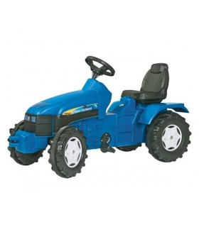 TRACTOR DE PEDALES NEW HOLLAND TD 5050
