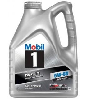 MOBIL 5W50 MOBIL 1 RALLY FORMULA 5L