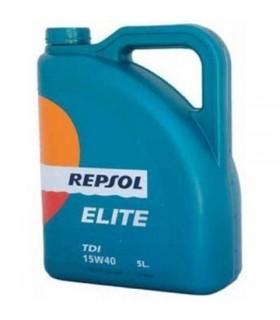 REPSOL 15W40 ELITE Tdi 5L