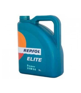 REPSOL 20W50 ELITE SUPER 5L