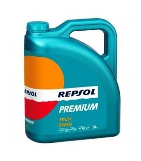 REPSOL 5W30 PREMIUM TECH 5L