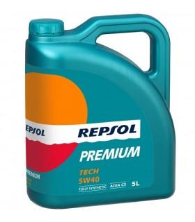 REPSOL 5W40 PREMIUM TECH 5L
