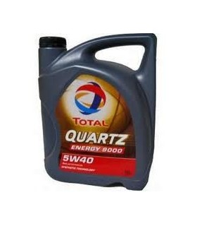 TOTAL 5W40 QUARTZ 9000 ENERGY 5L