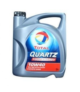 TOTAL 10W40 QUARTZ 7000 ENERGY 5L