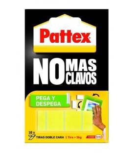 TIRAS NO MAS CLAVOS 2KG PATTEX PEGA Y DESPEGA