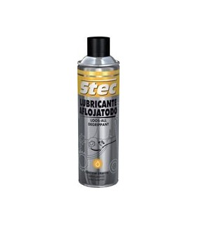 AFLOJATODO LUBE GRAFITADO STEC 650ML