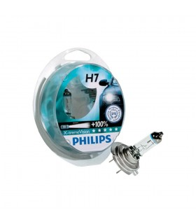 JUEGO LAMPARAS PHILIPS X-TREME VISION