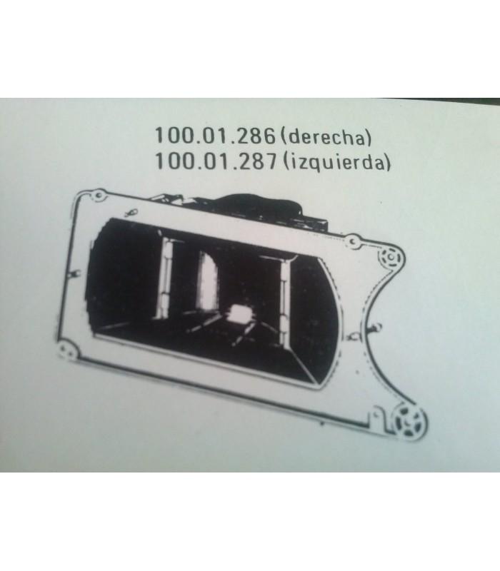CARCASA ÓPTICA IZQUIERDA SEAT-FIAT 131-1430