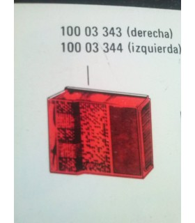 FARO CRUCE-CARRETERA IZQUIERDO SEAT MALAGA REG. HIDRAULICA