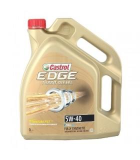 CASTROL 5W40 EDGE TURBO DIESEL 4L FST