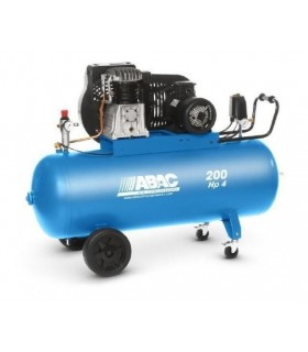 COMPRESOR 200L 4HP TRIFASICO ABAC PRO B4900-200 CT4