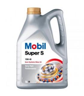 MOBIL 15W40 SUPER M DIESEL 5L