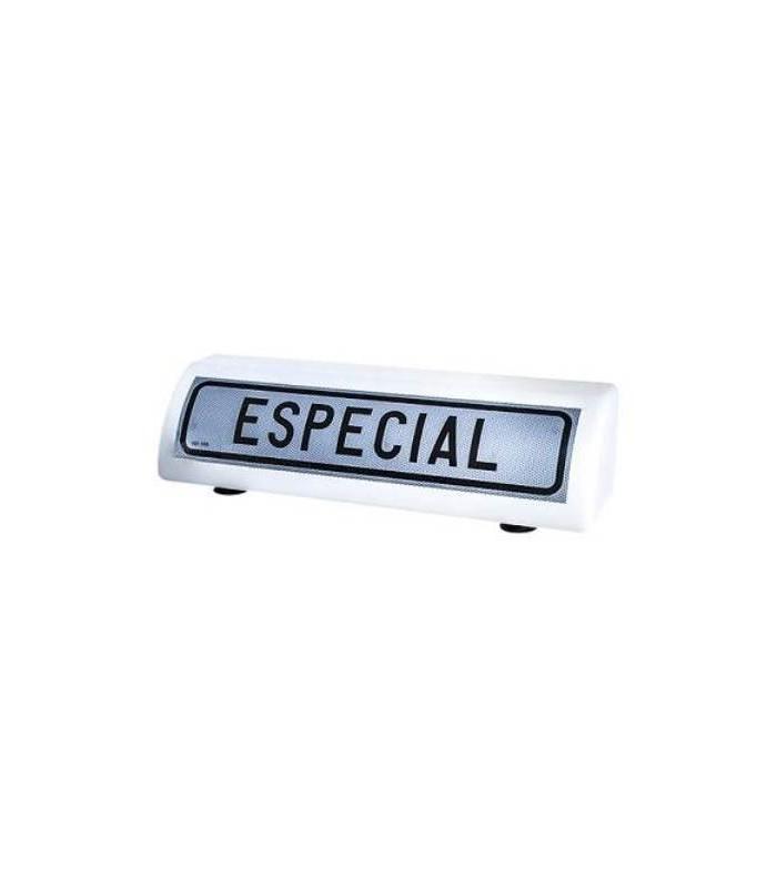 """PLACA TRANSPORTE ESPECIAL V21 """"ECONOMICA"""""""