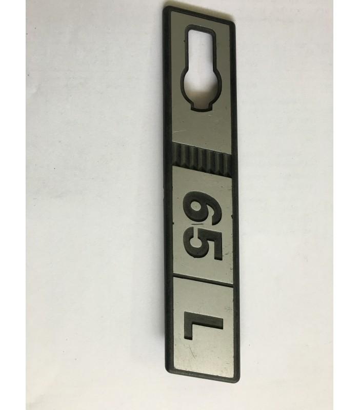 EMBLEMA 65L