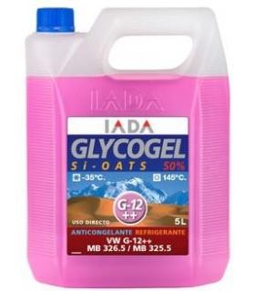 ANTICONGELANTE IADA 50% GLYCOGEL HYBRID G11 5L