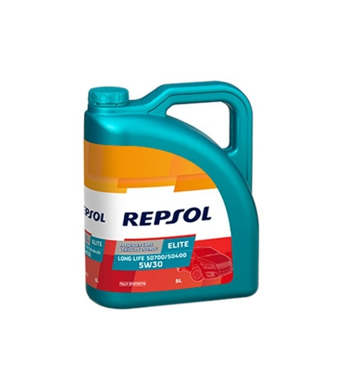 REPSOL 5W30 ELITE LONG LIFE 5L