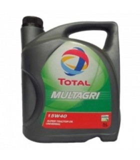 TOTAL MULTIFUNCION MULTIAGRI MS 15W40 20L