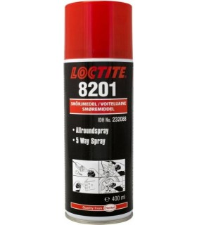 SPRAY MULTIUSO LUBE MULTIFUNCIÓN STEC 650ML