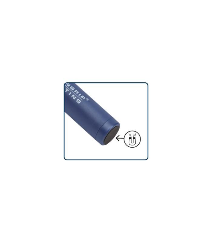 LINTERNA BOLIGRAFO 7+1 LED RECARGABLE