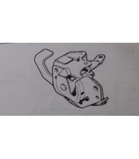 CERRADURA DERECHA SEAT PANDA/MARBELLA