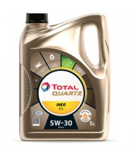 TOTAL 5W30 QUARTZ INEO ECS 5L