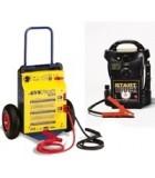 ✔️ Arrancador de baterías para vehículos y maquinaria