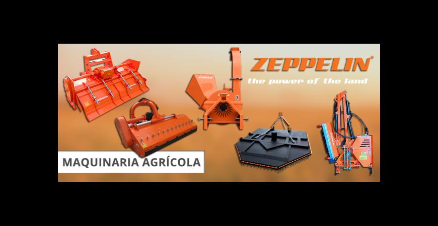 NUEVA GAMA MAQUINARIA AGRICOLA